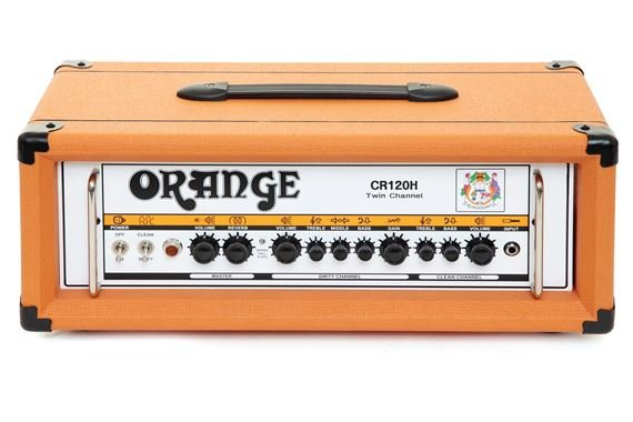 Orange Crush CR120H Guitar Amplifier Head