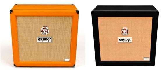 Orange Crush Pro 412 Guitar Speaker Cabinet