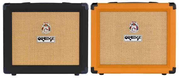 Orange Crush 20RT Guitar Combo Amplifier with Reverb