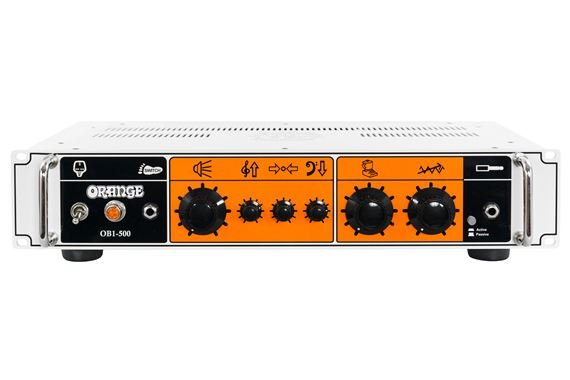 Orange OB1-500 Bass Guitar Amplifier Head