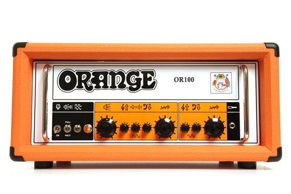 Orange OR100H Guitar Amplifier Head
