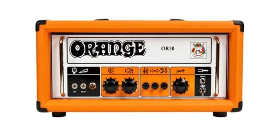 Orange OR50H Reissue Guitar Amplifier Head