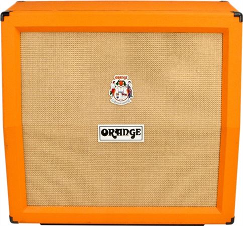 Orange PPC412A Angled Guitar Speaker Cabinet