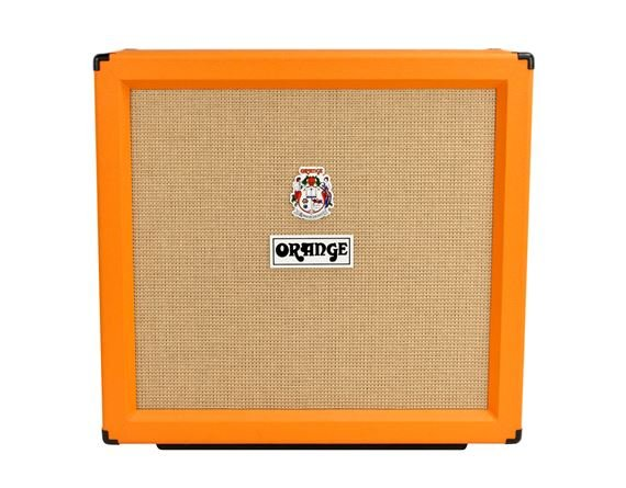 Orange PPC412C 4x12 Guitar Speaker Cabinet