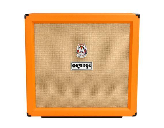 orange ppc412c 4x12 guitar speaker cabinet. Black Bedroom Furniture Sets. Home Design Ideas