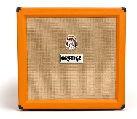 Orange PPC412 Compact 4x12 Guitar Speaker Cabinet