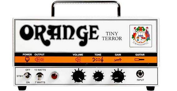 Orange Tiny Terror Guitar Amplifier Head