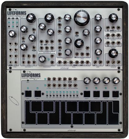 Pittsburgh Modular Lifeforms System 201 Synthesizer