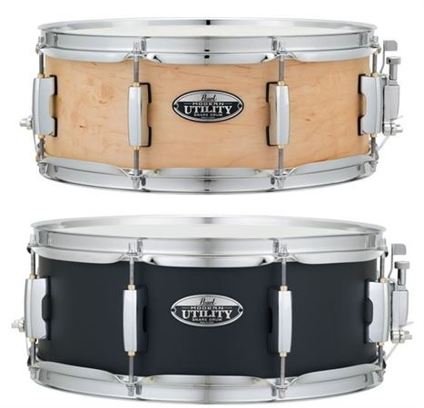 Pearl Modern Utility Maple Snare Drum 6 Ply