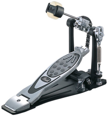 Pearl P2000C Eliminator Single Bass Drum Pedal With Plate