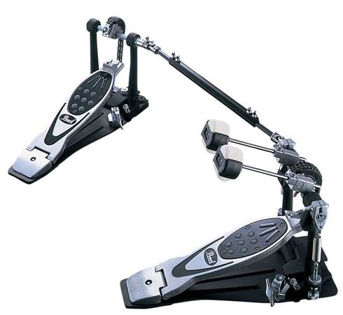Pearl P2002C Eliminator Double Bass Drum Pedal With Case