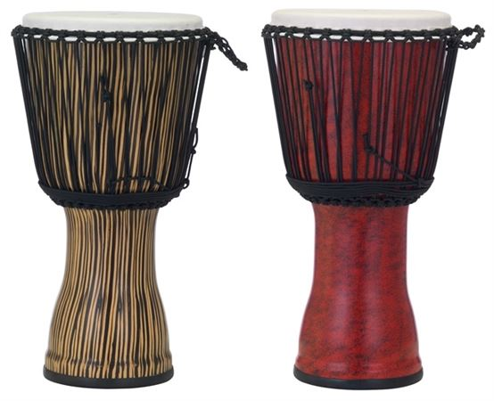 Pearl Synthetic Shell Rope Tuned Djembe