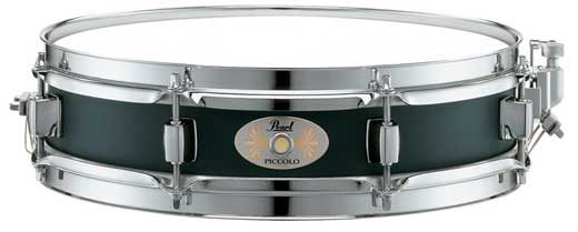 Pearl Metal Piccolo Snare Drum