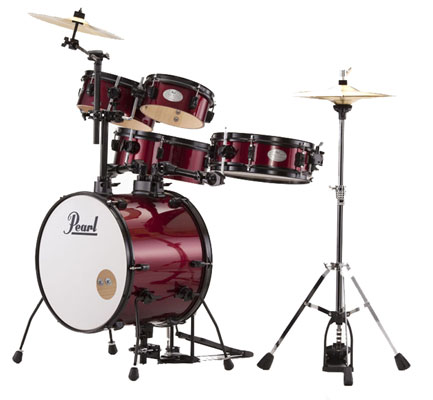 Pearl Rhythm Traveler POD 5 Piece Drum Set
