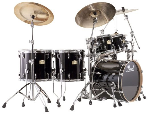 Pearl Session Studio Classic 5 Piece Shell Kit