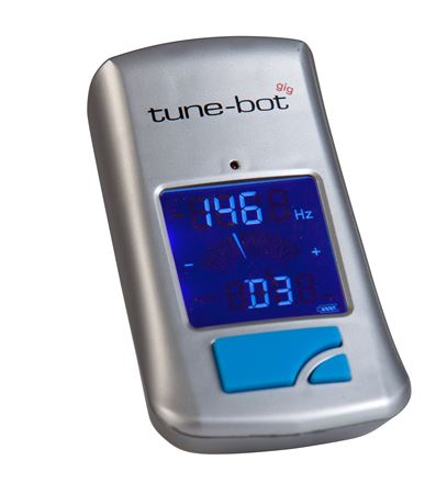 Tune-Bot Gig Electronic Clip On Digital Drum Tuner