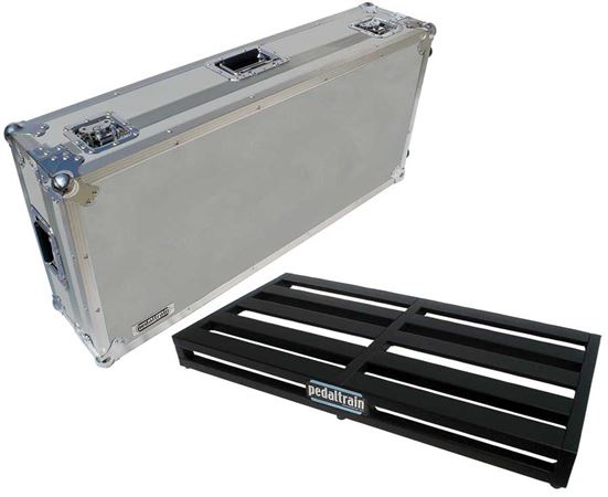 Pedaltrain Pro Pedalboard with Flight Case