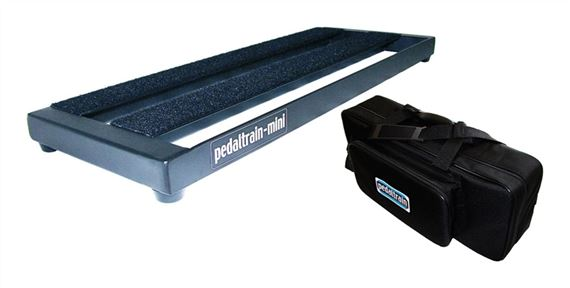 Pedaltrain Mini Pedalboard with Soft Case