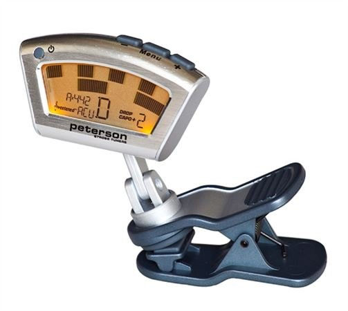Peterson SC1 StroboClip Clip On Strobe Tuner