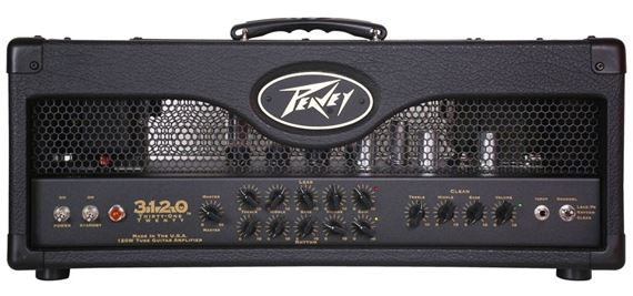 Peavey 3120 Tube Guitar Amplifier Head