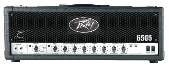Peavey 6505 Guitar Amplifier Head