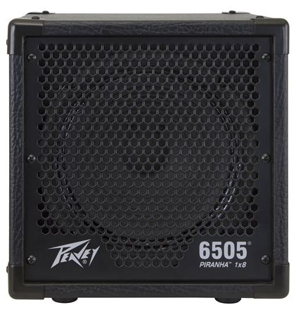 Peavey 6505 Piranha Amplifier Speaker Cabinet 1x8in 25 Watts 4 Ohms