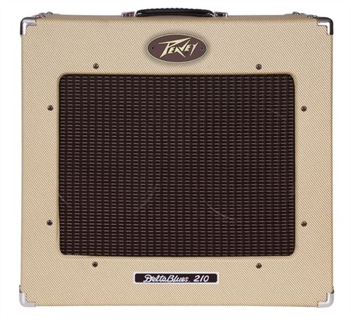 Peavey Delta Blues 210 Tweed Guitar Combo Amplifier