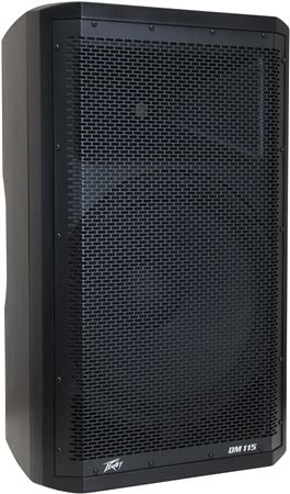 Peavey DM115 Dark Matter Powered PA Speaker