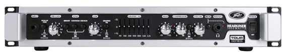 Peavey Headliner 1000 Bass Guitar Amplifier Head