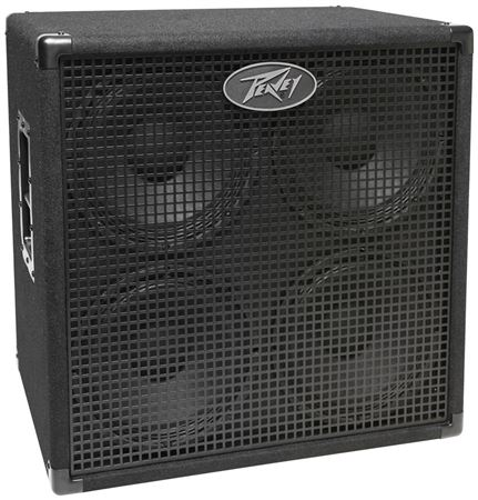 Peavey Headliner 410 Bass Guitar Amplifier Cabinet