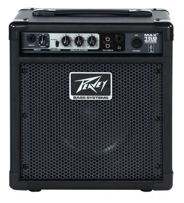 Peavey MAX158 Bass Guitar Combo Amplifier