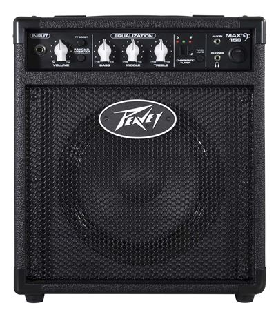 Peavey MAX 158 II Bass Guitar Combo Amplifier
