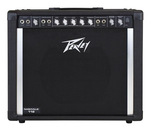 Peavey Nashville112 Steel Guitar Amplifier Combo 1x12in 80 Watts