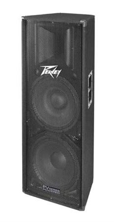 Peavey PV215D Powered PA Speaker