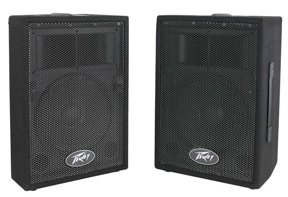 Peavey PVi 10 PA Speakers