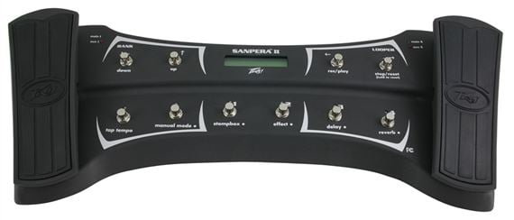 Peavey Sanpera II Foot Controller for Vypyr VIP Amplifiers