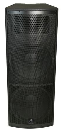 "Peavey SP4 1000 Watt Dual 15"" Quasi-3 Way Full Range Passive Speaker"
