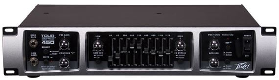 Peavey Tour 450 Bass Guitar Amplifier Head