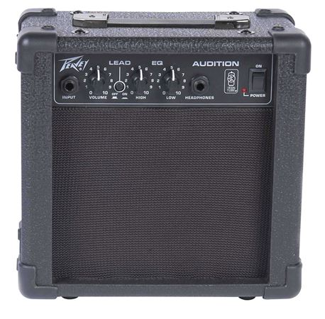 Peavey TransTube Audition Guitar Combo Amplifier