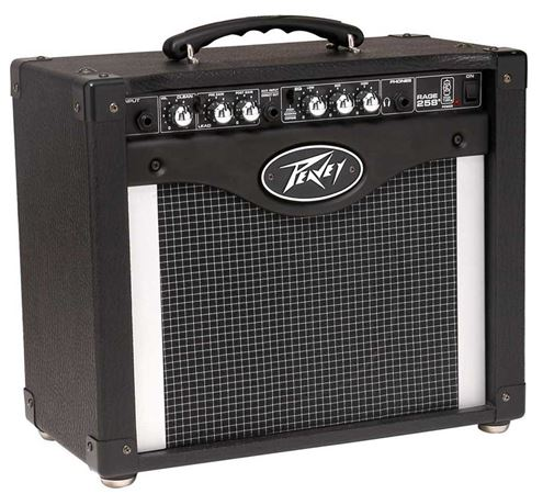 Peavey Transtube Rage 258 Guitar Combo Amplifier