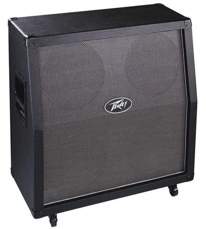 peavey valveking 4x12 slant guitar cabinet. Black Bedroom Furniture Sets. Home Design Ideas