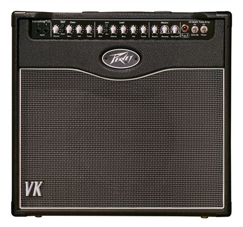 Peavey ValveKing II 50 Combo Guitar Amplifier