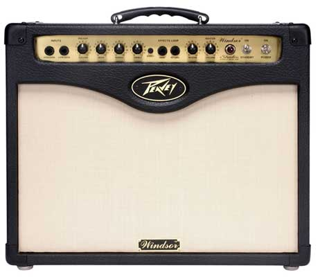 Peavey Windsor Studio Guitar Combo Amplifier