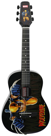 Peavey Marvel Wolverine Half Size Acoustic Guitar