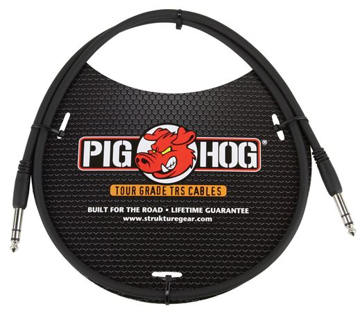 Pig Hog PTRS03 1/4 inch TRS Cable