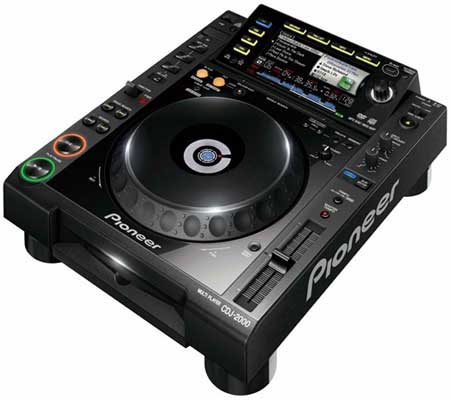 Pioneer CDJ2000 Professional Multi Player