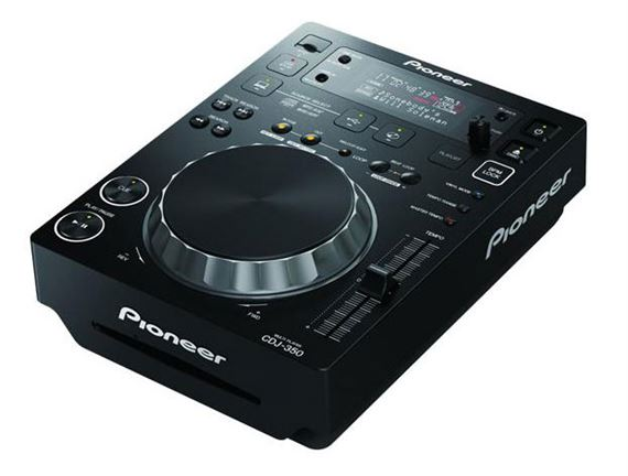 Pioneer CDJ350 Professional DJ CD MP3 Player