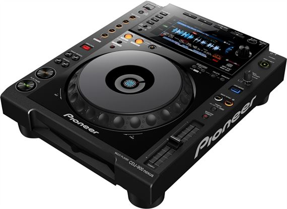 Pioneer CDJ900NXS Professional DJ CD MP3 Player