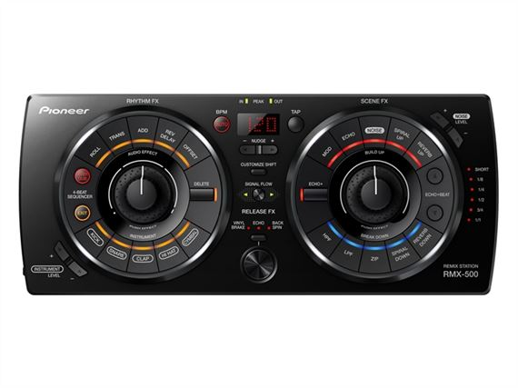 Pioneer RMX500 Remix Station DJ Effects Controller