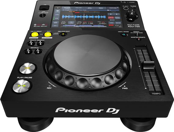Pioneer XDJ700 Portable DJ Media Player